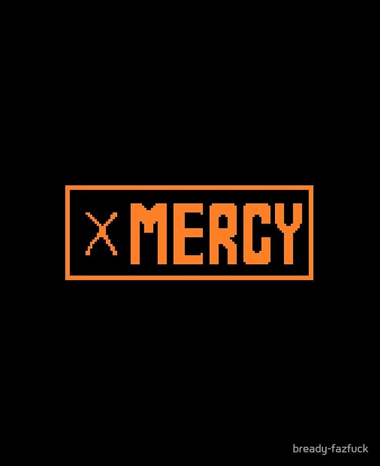 Undertale Mercy Button Ipad Case Skin By Bready Fazfuck Redbubble