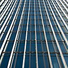 Abstract lines Walkie-Talkie, London by flashcompact