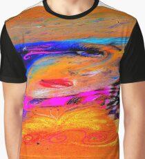 Sidewalk Lady Graphic T-Shirt