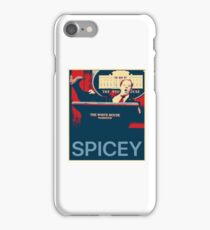 "Sean Spicer ""Spicey"" SNL inspired iPhone Case/Skin"