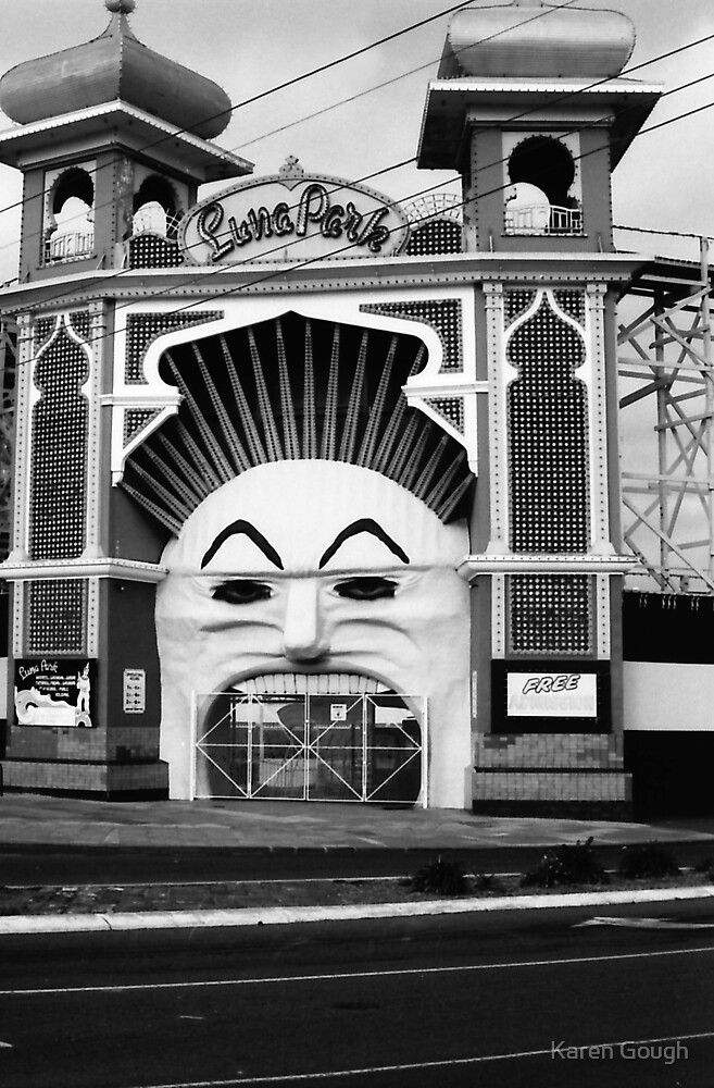 Luna Park by Karen Gough