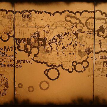 Hey Dizzle Dizzle Exhibition Photo by mercelanise