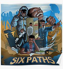 Dave Six Paths Poster