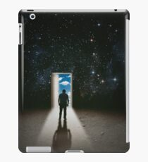 Back at it iPad Case/Skin