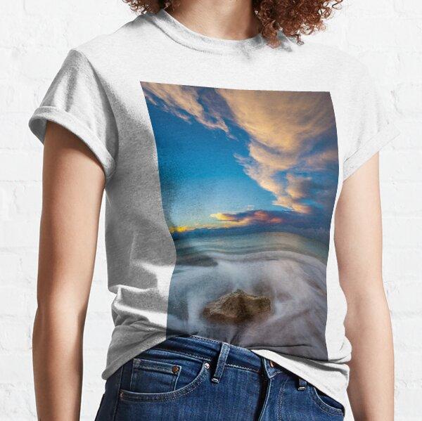 Little Rock Sunset Classic T-Shirt