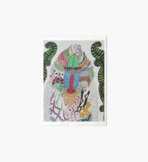 Mandrill Zentangle Art Board