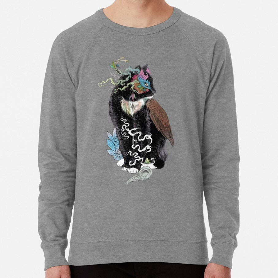 Black Magic Lightweight Sweatshirt