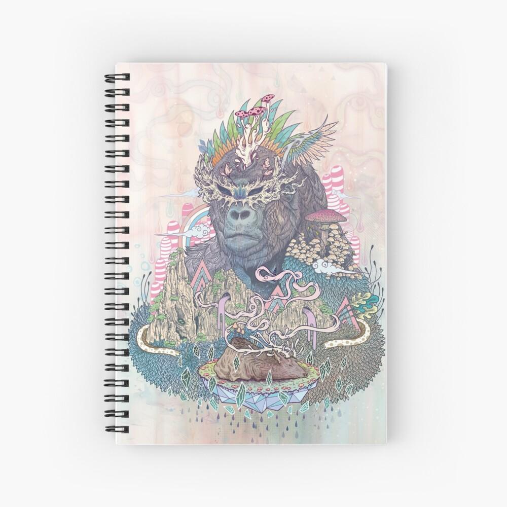Ceremony Spiral Notebook