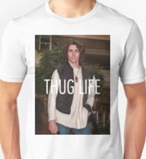 Throwback - Justin Trudeau Unisex T-Shirt