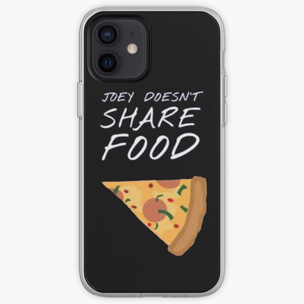 Joey - Food iPhone Soft Case