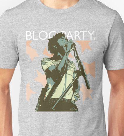 Bloc Party Unisex T-Shirt