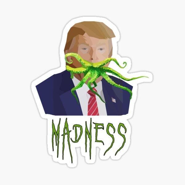 Miskatonic President Sticker