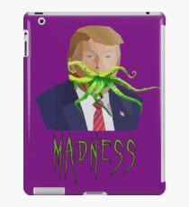Miskatonic President iPad Case/Skin