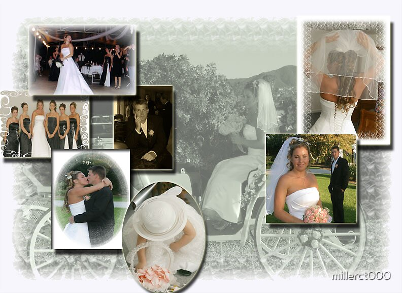 Wedding collage by millerct000