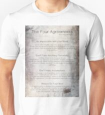 The Four Agreements Unisex T-Shirt