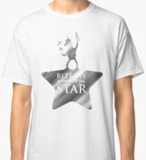 Bite My Shiny Metal Star Classic T-Shirt