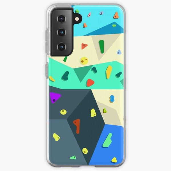Bouldering Wall Samsung Galaxy Soft Case