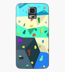 Bouldering Wall Case/Skin for Samsung Galaxy