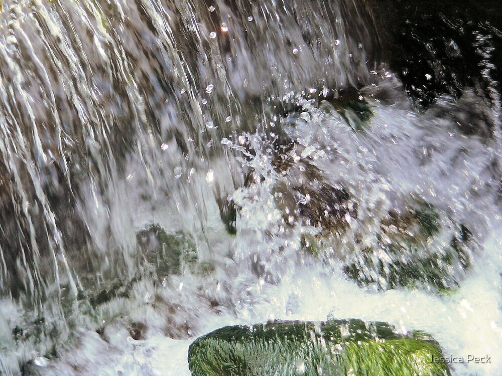 Rushing Waters by Jessica Peck