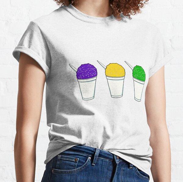 Mardi Gras Snoballs Classic T-Shirt