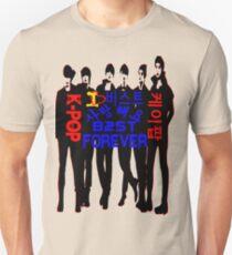 ♥♫I Love B2ST Forever♪♥ Unisex T-Shirt