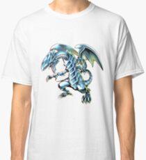 Blue Eyes White Dragon Yu-gi-oh Classic T-Shirt