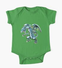 Blue Eyes White Dragon Yu-gi-oh Kids Clothes