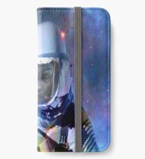 Alone  in Space iPhone Wallet/Case/Skin
