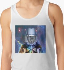 Alone  in Space Tank Top