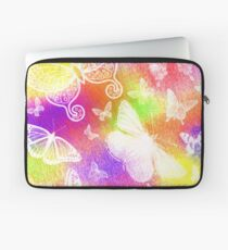 Beautiful Butterflies by Julie Everhart Laptop Sleeve