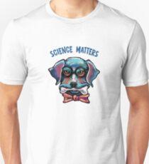 Science Matters Lab Dog Unisex T-Shirt