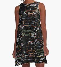 Code4 A-Line Dress
