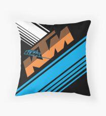 KTM Axis II Throw Pillow