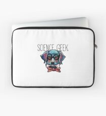 Science Geek Laptop Sleeve
