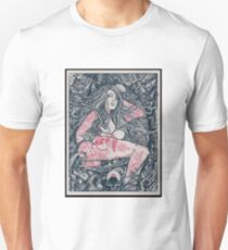 Black Sabbath Tattoo Girl Unisex T-Shirt