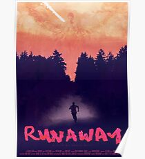 Kanye West Runaway Movie Poster Poster