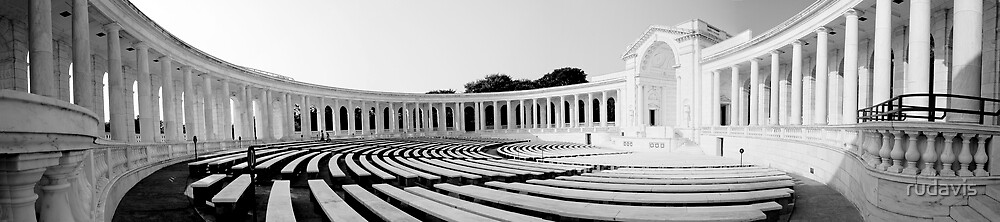 Tomb of the unknown soldier amphitheater by rudavis