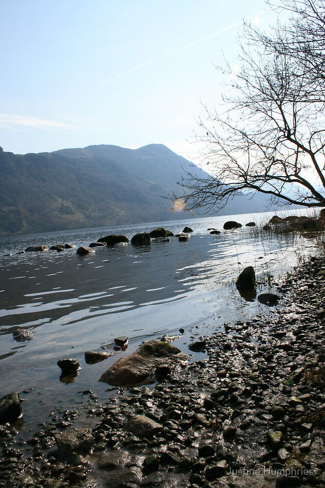 Ullswater - Cumbria, England by Justine Humphries