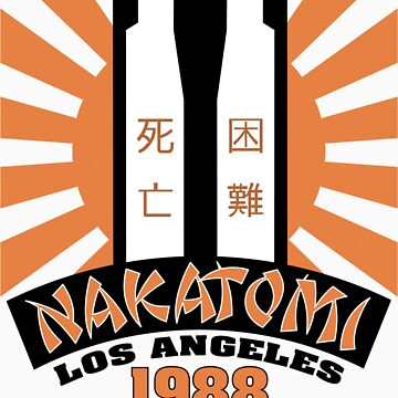 Nakatomi, 1988 by GritFX