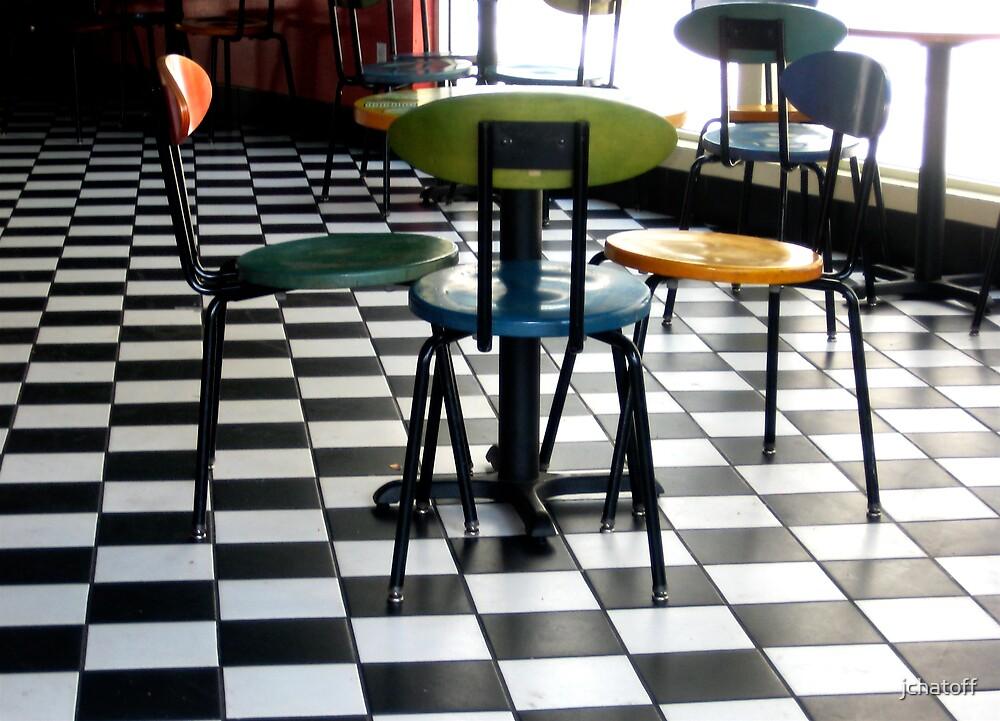 checkerboard by jchatoff