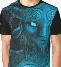 Pan's Labyrinth Faun Graphic T-Shirt