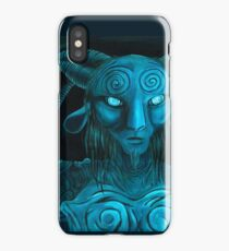 Pan's Labyrinth Faun iPhone Case/Skin