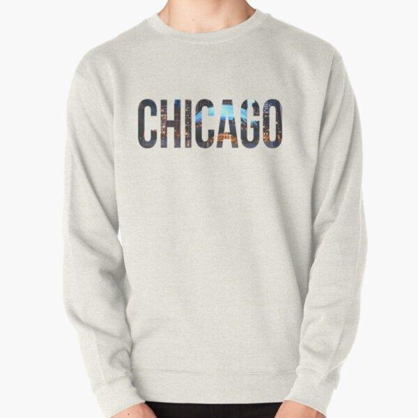 Chicago Pullover Sweatshirt