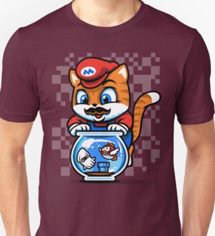 It's A ME-OW, Mario! T-Shirt
