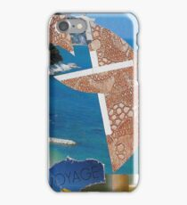 Collage Italy-Italie Inspiration Trip-Voyage by CHAUSSE Genevieve  iPhone Case/Skin