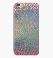 Vinilo o funda para iPhone Holographic snake_pastels