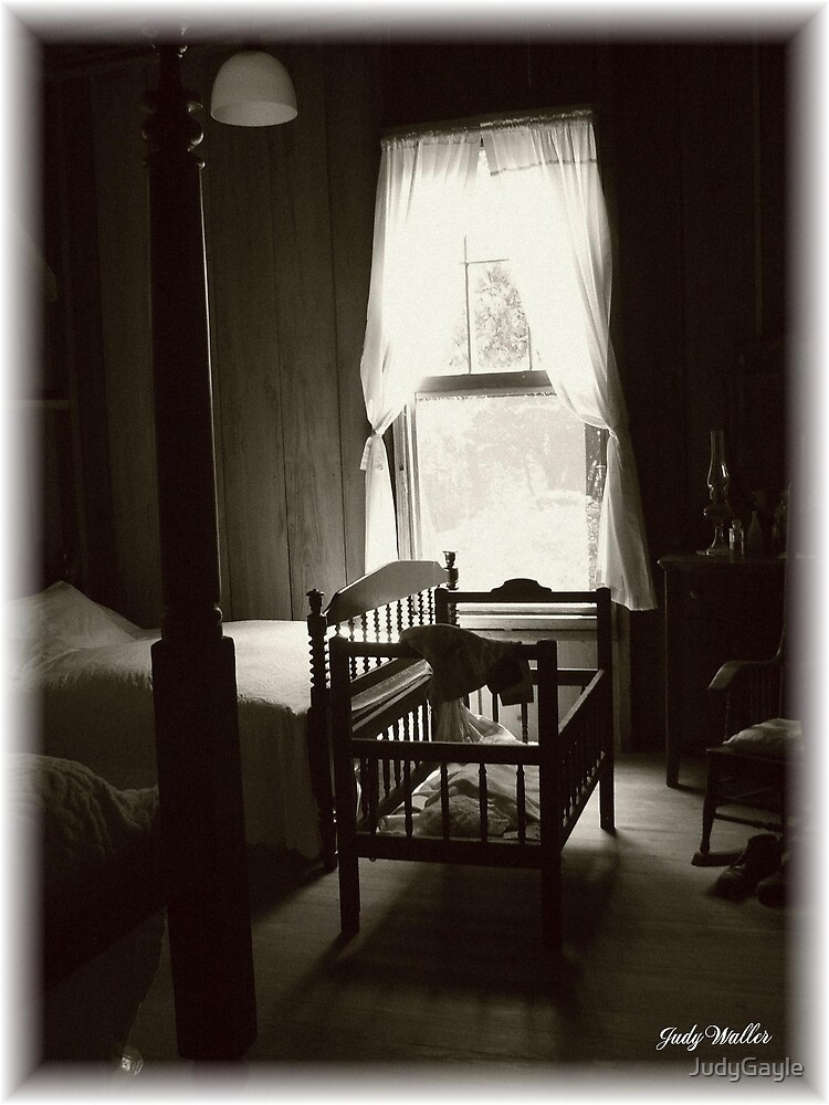Old Cracker Crib by Judy Gayle Waller