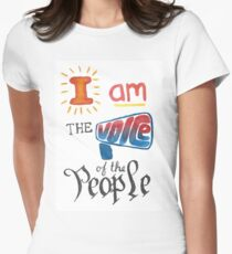 2017 Collection- The Voice of the People Women's Fitted T-Shirt