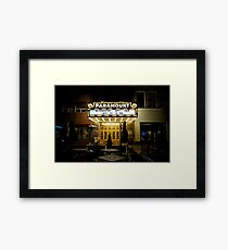 The Paramount Framed Print