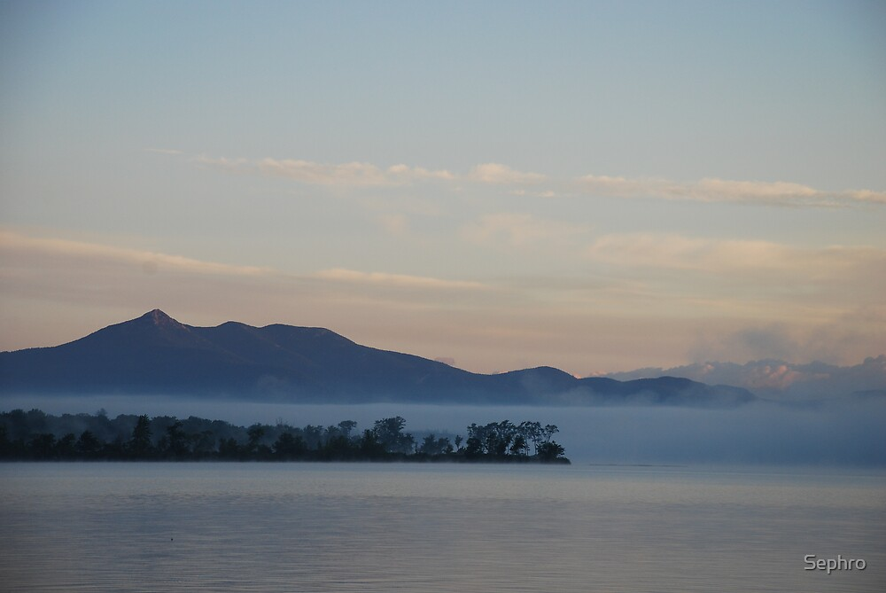 Morning Fog by Sephro